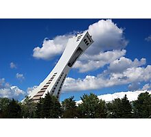 Olympic Stadium ~ Montreal Photographic Print
