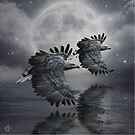 Eagles Blue Moon by Abeque  Wikimac