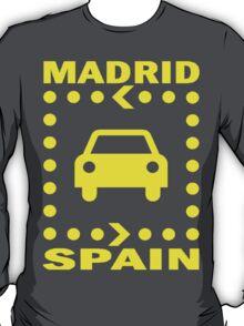 MADRID, SPAIN T-Shirt