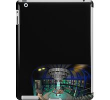 TARDIS Interior - Doctor Who iPad Case/Skin