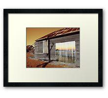 Ocean Views Framed Print
