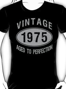 Vintage 1975 Birthday T-Shirt
