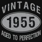 Vintage 1955 Birthday by thepixelgarden