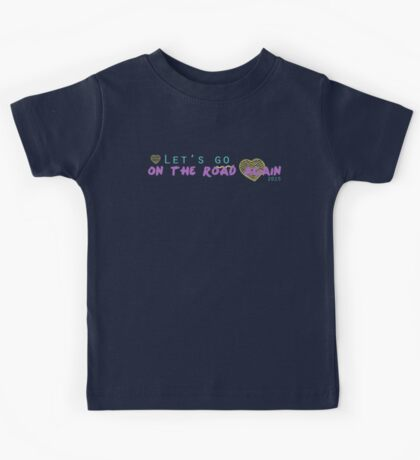 One Direction - On the road again Kids Tee