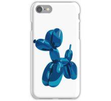 baloon dog iPhone Case/Skin