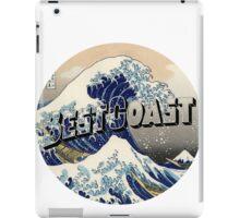 """Best Coast """"K"""" iPad Case/Skin"""