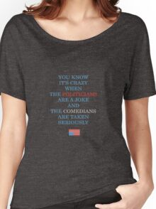 You Know It's Crazy When ... Women's Relaxed Fit T-Shirt