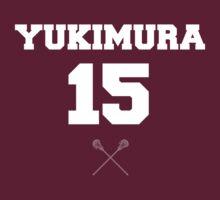 Yukimura 15 by Denice Meyer