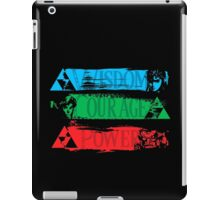Triforce Trio iPad Case/Skin