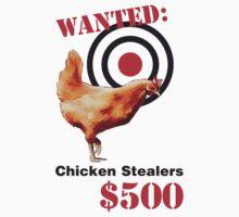 Chicken Stealers by littlefrog7