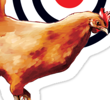 Chicken Stealers Sticker