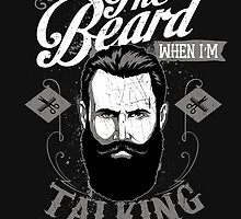 Look Me In The Beard by popularthreadz