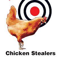 Chicken Stealer by littlefrog7