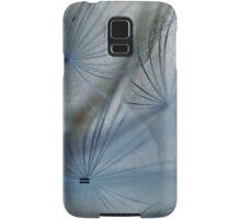 Miss Dandelions Cousin In Blue Samsung Galaxy Case/Skin