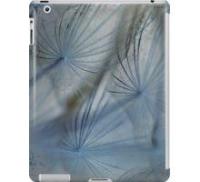 Miss Dandelions Cousin In Blue iPad Case/Skin