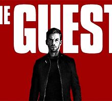 The Guest Dan Stevens Red Title by SmashBam by SmashBam