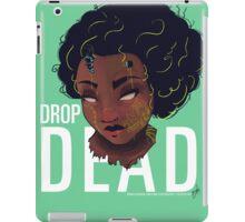 Aggie - Drop Dead iPad Case/Skin