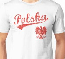 Polska Sports Style t shirt Unisex T-Shirt