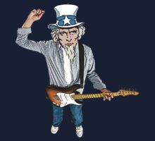 Uncle Sam Rocks by littlefrog7