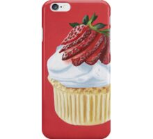 Summer's at the White Cottage iPhone Case/Skin