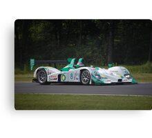 Prototype Racecar Canvas Print