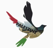 Dove of Freedom by D. Abdel.