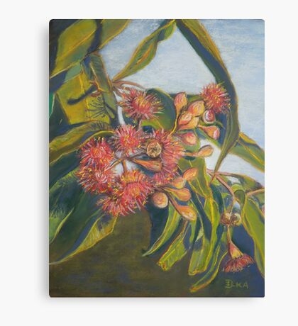 Afternoon Blossoms Canvas Print