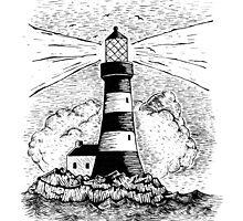 Lighthouse by smithbrandon234