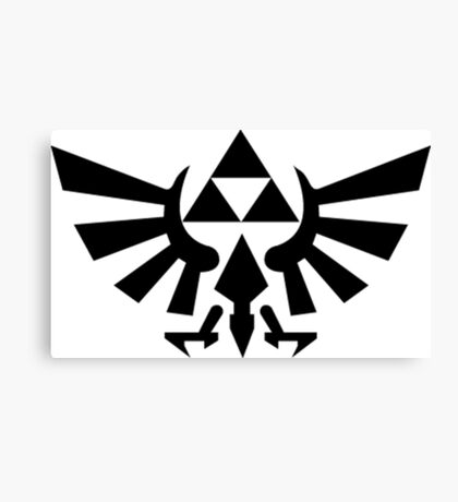Three Forces Canvas Print