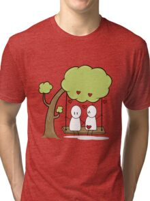 When I'm With You... Tri-blend T-Shirt