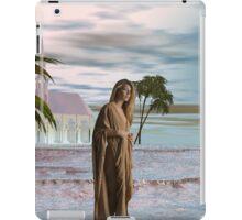 Golden Princesses Blue Sunset iPad Case/Skin