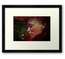 Reflections of An Artist | Goapele Framed Print