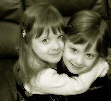 Sisterly Love by Rebecca  Nicolandos