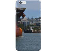 NAVIOS GALILEO COAL CARGO SHIP iPhone Case/Skin