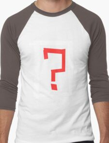 ? Men's Baseball ¾ T-Shirt