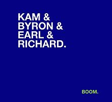 Boom. by ltdRUN