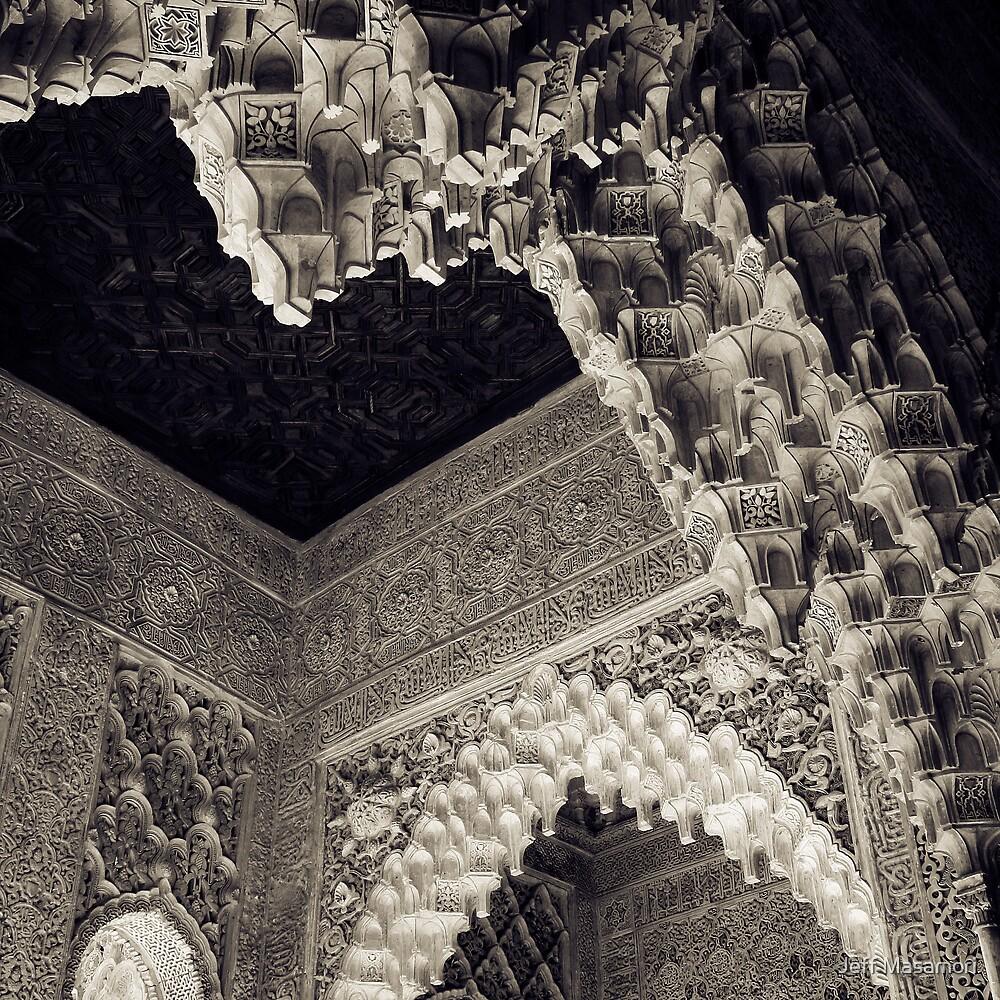 Arabesque by Jeff Masamori