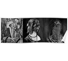 Renaissance Ghosts ~ (Stigmata Triptyche.) Poster