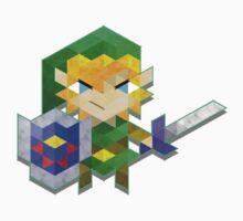 Hero of Trixels Kids Tee