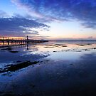 Another view of Long Jetty by ozczecho