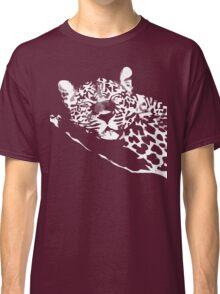 THE LEOPARD T-SHIRT ON DARK Classic T-Shirt