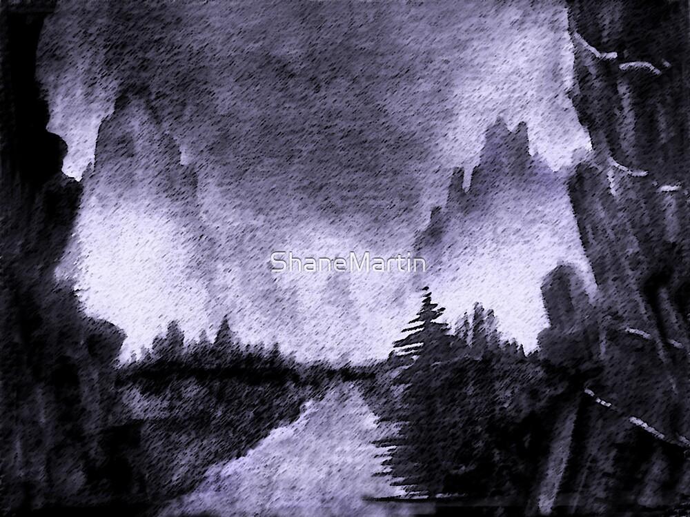 Sumi-e Ink 4 by ShaneMartin
