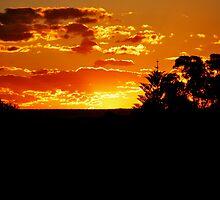 Sunset by Maria de Vera