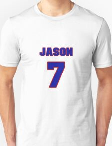National baseball player Jason Romano jersey 7 T-Shirt