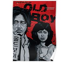 Old Boy - a film by Park Chan-Wook - movie poster Poster