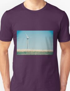 Relief for an eco enthousiast Unisex T-Shirt