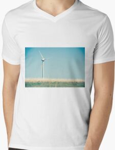 Relief for an eco enthousiast Mens V-Neck T-Shirt