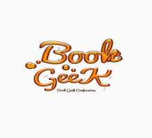 Book Geek- Candy Womens Fitted T-Shirt