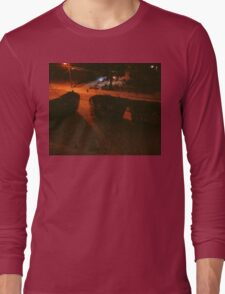 7:44, Stopped Snowing Long Sleeve T-Shirt