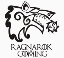 Ragnarok is Coming Kids Tee